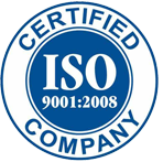 ISO Certified 2008
