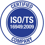 ISO Certified 2009